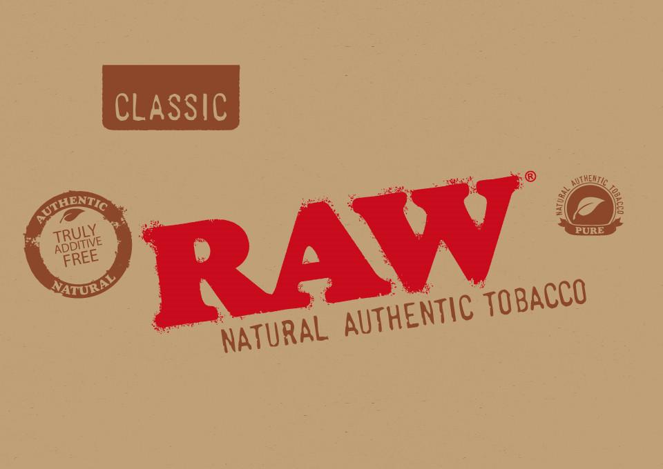 7f0b5db952c RAW (R W) Classic - Mac Baren Tobacco Company