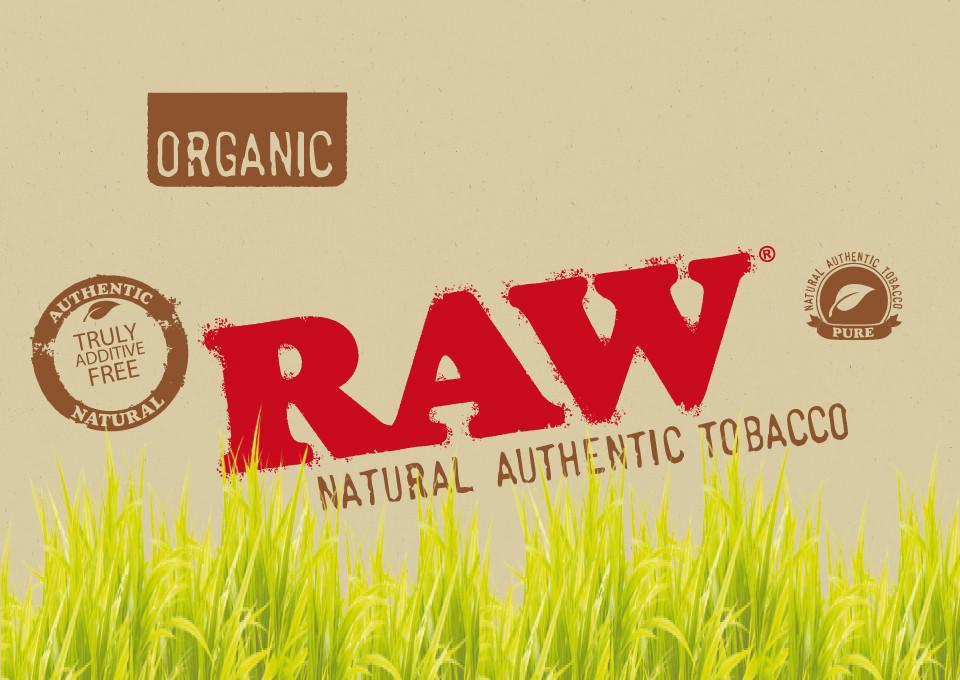 Raw R Amp W Organic Mac Baren Tobacco Company